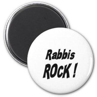 Rabbis Rock! Magnet