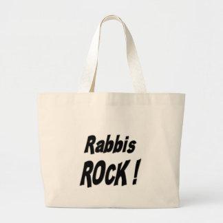 Rabbis Rock! Tote Bag
