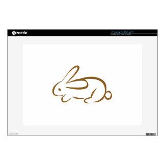 """rabbit 15"""" laptop skins"""