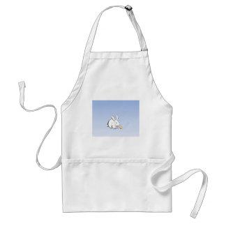 rabbit adult apron