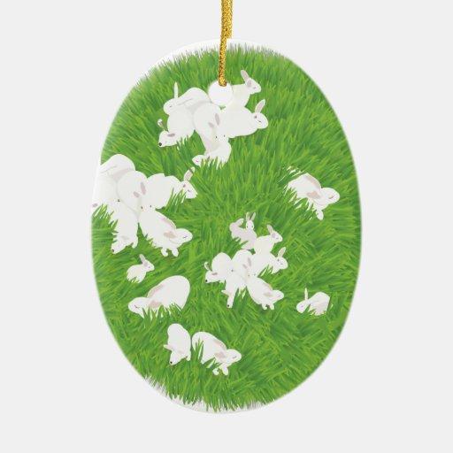 rabbit.ai christmas tree ornament