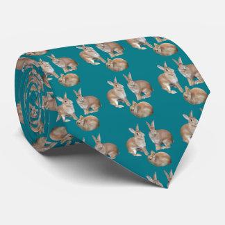 """Rabbit, """"Alice's Adventures in Wonderland"""" Tie"""