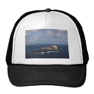 Rabbit and Rock Island Trucker Hat