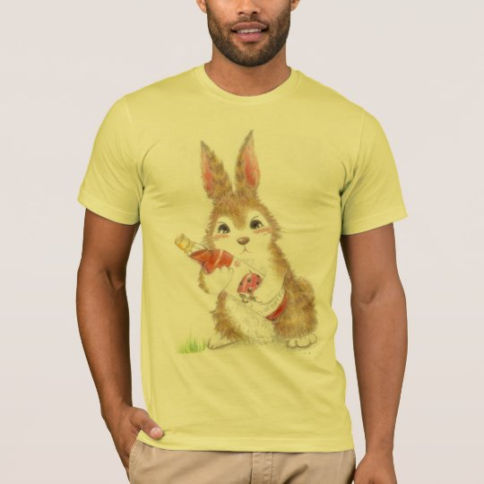 Rabbit and whiskey T-Shirt