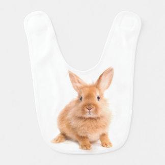 Rabbit Baby Bib