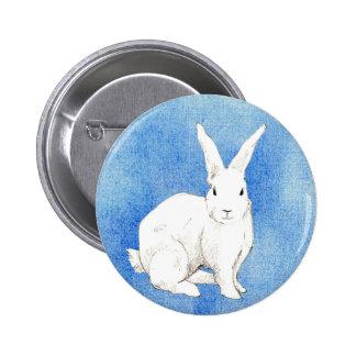 Rabbit Blue Button