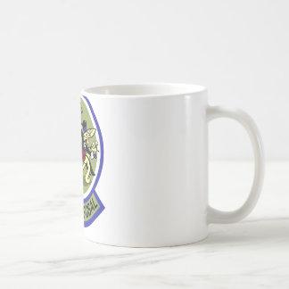 Rabbit Bomb Disposal Coffee Mug