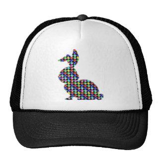 RABBIT Bunny Pet Kids Children NavinJOSHI NVN53 zo Trucker Hat