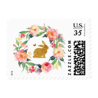 Rabbit Bunny Stamp