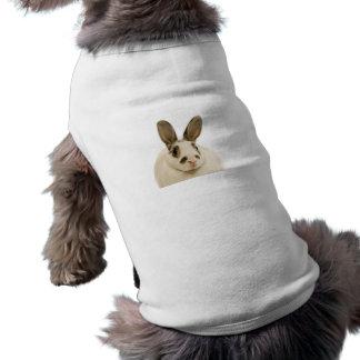 Rabbit Close-Up Pet T Shirt