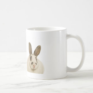 Rabbit Close-Up Coffee Mug