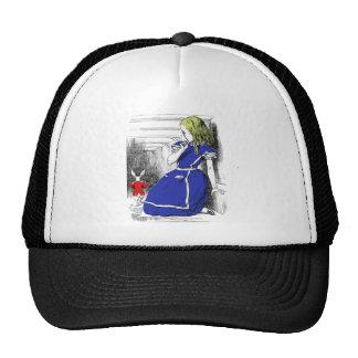 Rabbit Come Back Trucker Hat