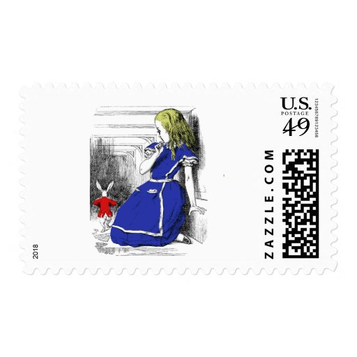 Rabbit Come Back Stamp