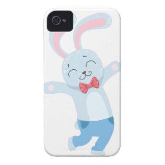 Rabbit Cute Animal Character iPhone 4 Case