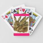 Rabbit Design Card Decks