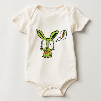 Rabbit desire baby bodysuit