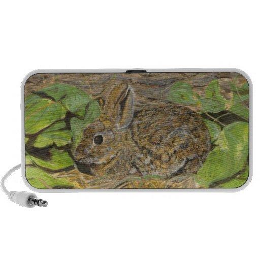 Rabbit Doodle Speaker