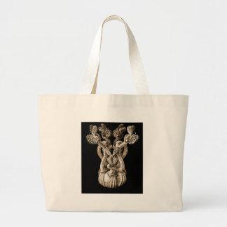 Rabbit-ear barnacle canvas bags