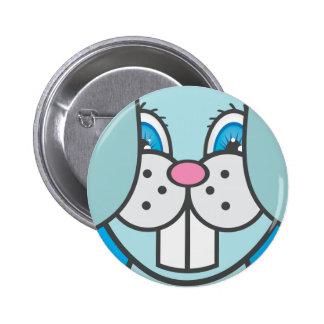 Rabbit - Easter Button