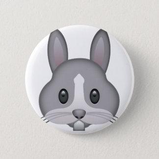 Rabbit Face Emoji Button