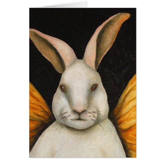 Rabbit Fairy Card