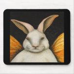 Rabbit Fairy Mouse Pads