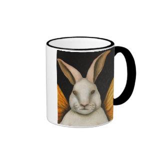 Rabbit Fairy Coffee Mug