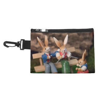 Rabbit Family Easter Accessory Bag