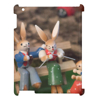 Rabbit Family Easter Case For The iPad 2 3 4
