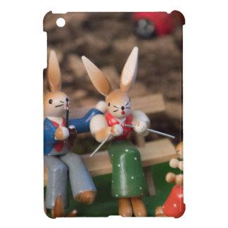 Rabbit Family Easter iPad Mini Cover