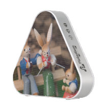 Rabbit Family Easter Speaker