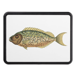 Saltwater trailer hitch covers towing hitch covers zazzle for Fish hitch cover