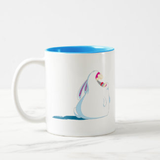 Rabbit Food Blog - Hungry Bunny Rawr Mug