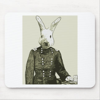 rabbit General Mouse Pad