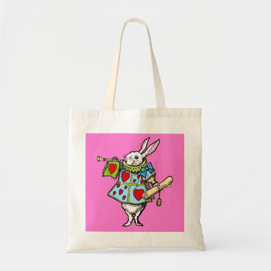Rabbit in Alice in Wonderland ~ Bag