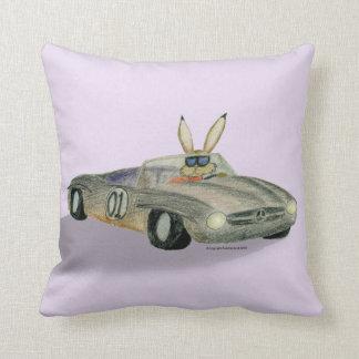 Rabbit in Car Pillow