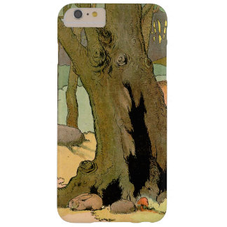 Rabbit in the Tranquil Forest Barely There iPhone 6 Plus Case