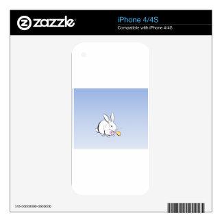 rabbit iPhone 4 skins