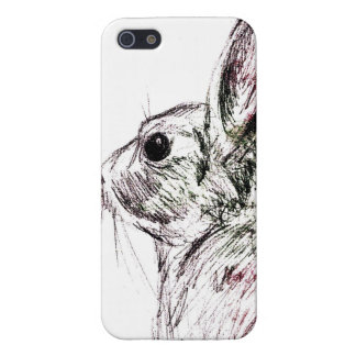 rabbit iPhone 5 Savvy case Cover For iPhone 5