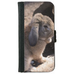 Rabbit Wallet Phone Case For iPhone 6/6s