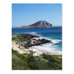 Rabbit Island - O'ahu, Hawaii Post Card