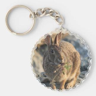 Rabbit Keychain