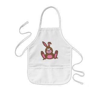 rabbit kids' apron