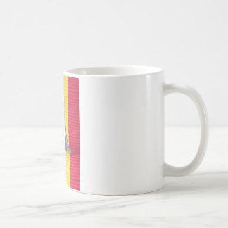 Rabbit Kingston jamaica Glory.png Coffee Mug