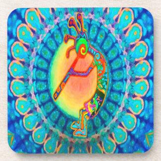 Rabbit Kokopelli Coaster