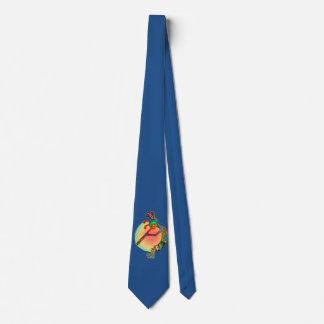 Rabbit Kokopelli Neck Tie