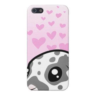 Rabbit Love (floppy ear smooth hair) Case For iPhone SE/5/5s