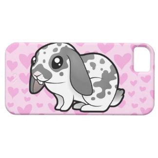 Rabbit Love (floppy ear smooth hair) iPhone SE/5/5s Case