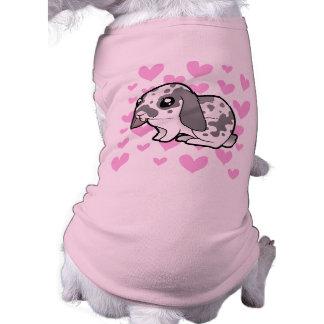 Rabbit Love (floppy ear smooth hair) Shirt