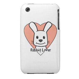 Rabbit Lover Case-Mate iPhone 3 Case